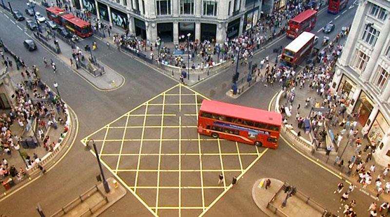 Yellow Box Junction Solusi Kemacetan di Jakarta dan Kota-kota Besar di Indonesia