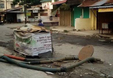 Kapan Selesai Perbaikan Jalan Durian Medan?