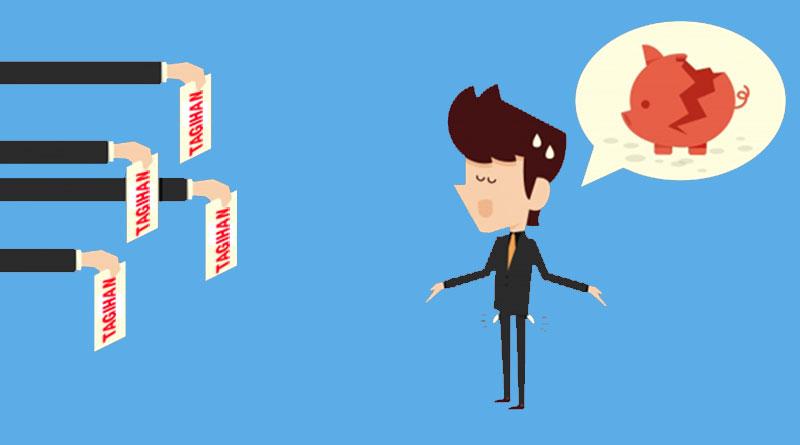 Tidak Bisa Bayar Hutang Pinjaman Online - Media Konsumen