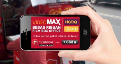 Kuota Telkomsel untuk Aplikasi Hooq dan VIU