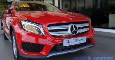 Rawan Terbakar Mercedes Benz Recall 1 juta Mercy di Seluruh Dunia
