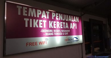 Harga Tiket Kereta Api Sembrani Jakarta-Cirebon Mahal