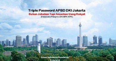 Triple Password APBD Jakarta Bukan Jebakan