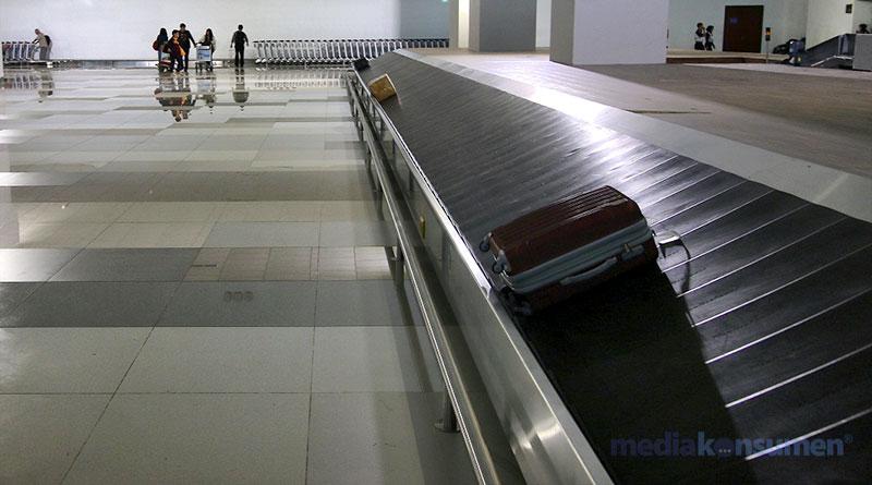 Paket Makanan Rusak karena Kesalahan Bagasi Maskapai NAM Air