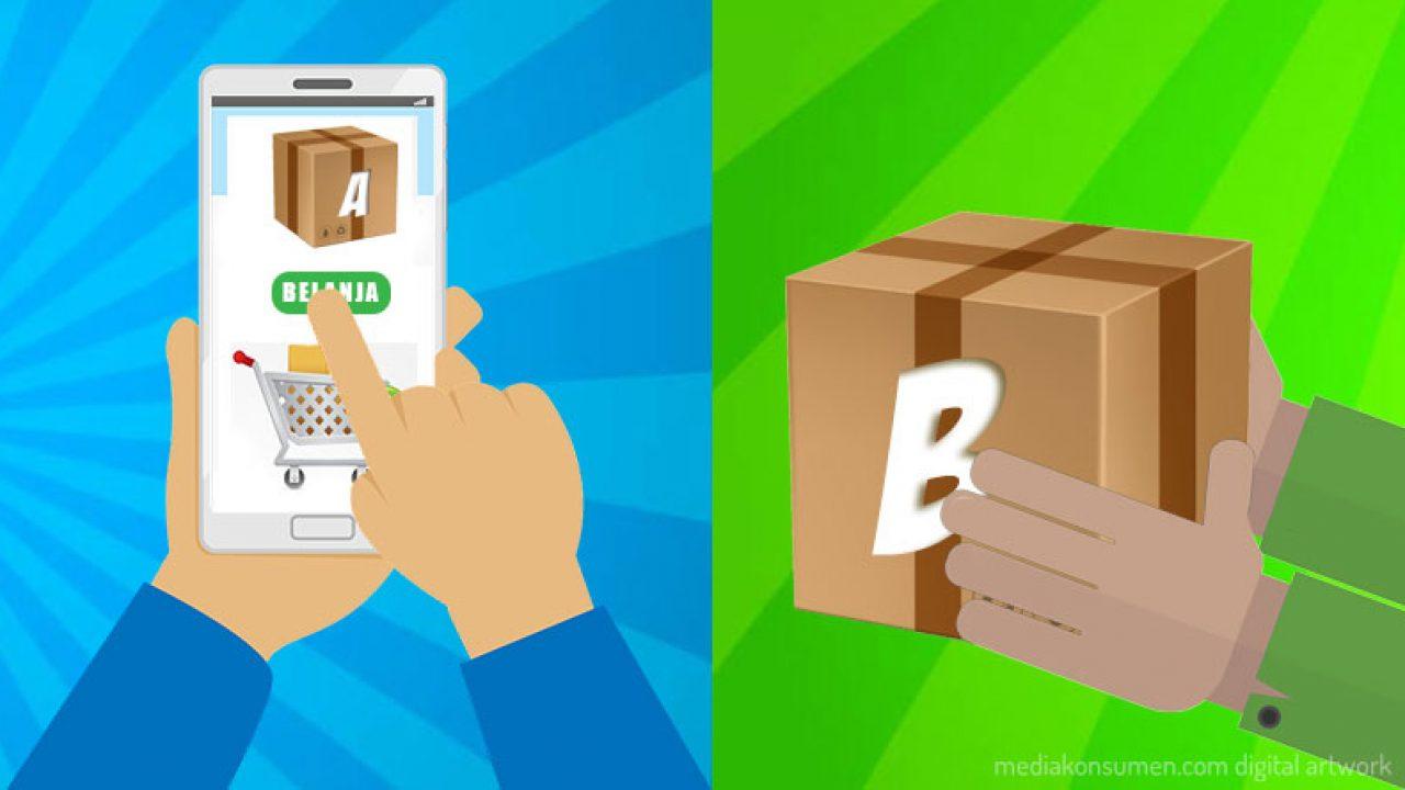 Ketidaksesuain Paket Pembelian Dari Blibli Com Dan Pengiriman Oleh Jne Media Konsumen