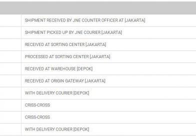 Kecewa dengan JNE, Paket YES Tertukar
