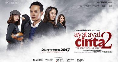 [Review] Film: Ayat Ayat Cinta 2 (2017)