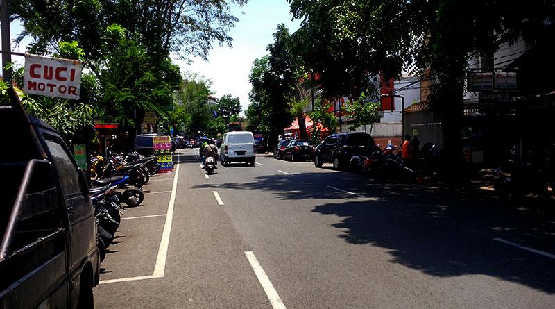 'On-street Parking' dan Rendahnya Indeks Kepuasan Pengemudi di Kota Bandung