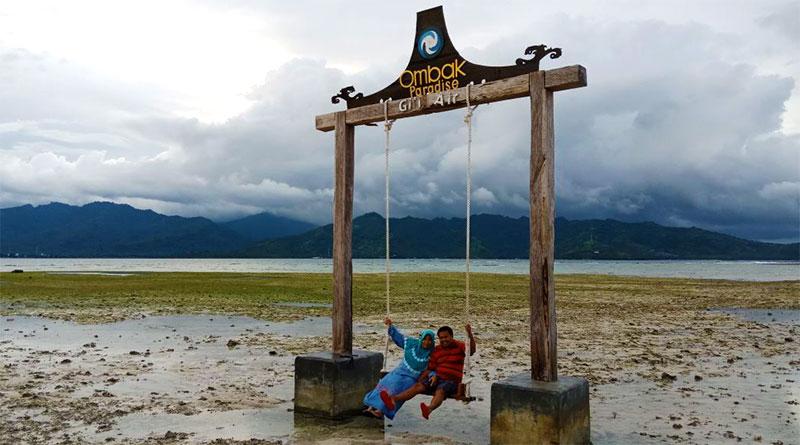 Indahnya Wisata Gili Air Lombok Bersama Keluarga