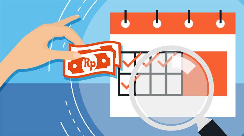 Cara bayar pinjaman online,rupiah now