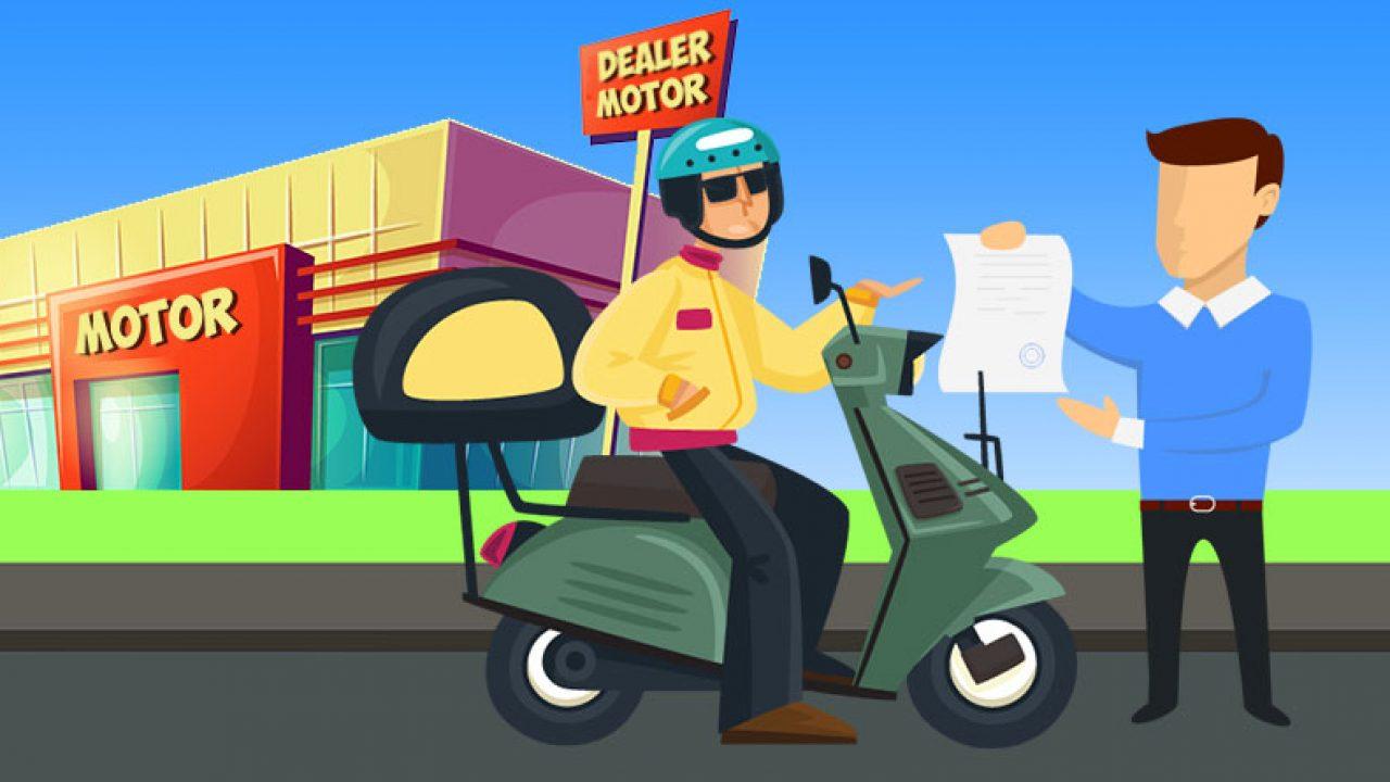 Mohon Saran Atas Kasus Saya Tertipu Dealer Motor Media Konsumen