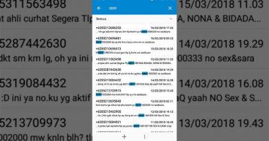 SMS Spam Penawaran Telepon Premium 0809 via Telkomsel yang Sangat Mengganggu