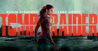 [Review] Film: Tomb Raider (2018)