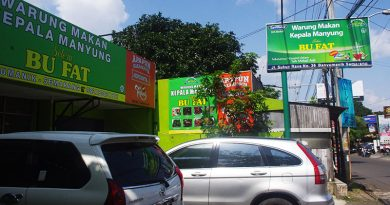 Kepala Manyung Selera Bu Fat Semarang