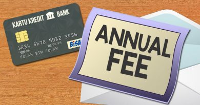 Penghapusan Annual Fee Bank Mega