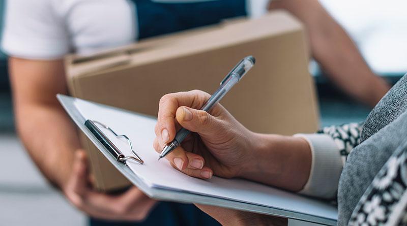 Tulis Keterangan Palsu di Website Tracking, Paket JNE Tidak Pernah Diterima