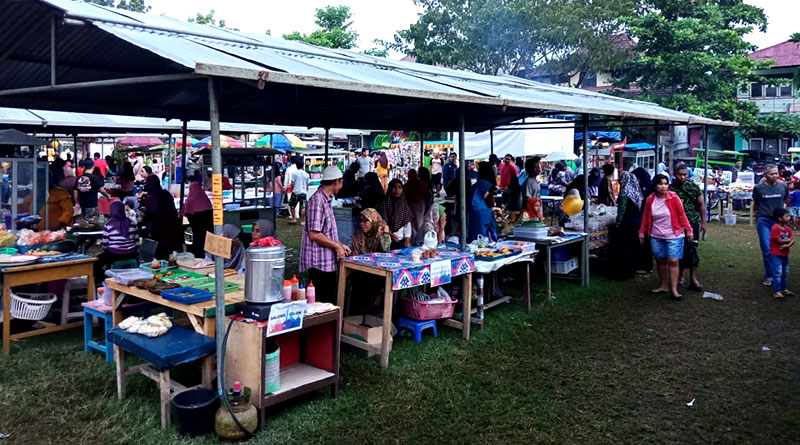 Ramadhanomics: Takjil, PKL dan Ekonomi Kota