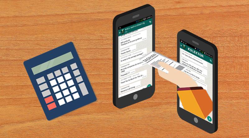 Terlambat Bayar Tagihan KTA Kilat, Semua Kontak di Handphone