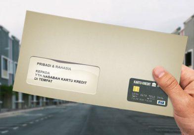 Kecewa dengan Jasa Pengiriman Kartu Kredit Bank DBS