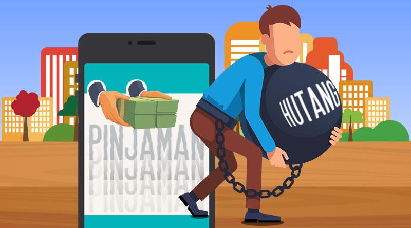 Kapok Terjerat Hutang Pinjaman Online