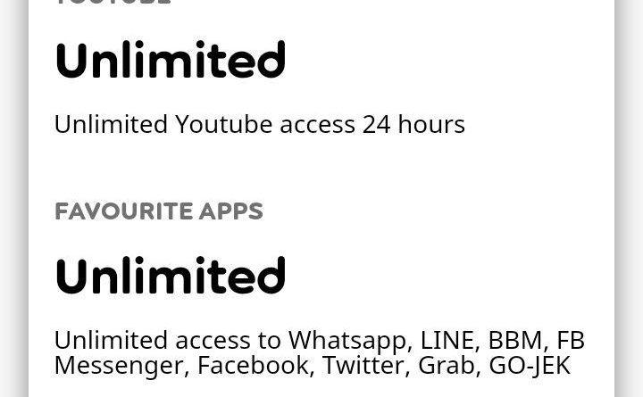 unlimited apps indosat maksudnya apa