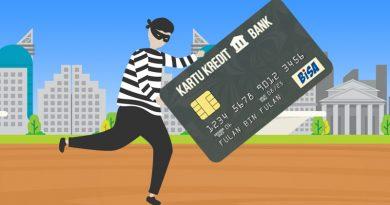 Kartu Kredit BCA yang Belum Diaktifkan Dibobol