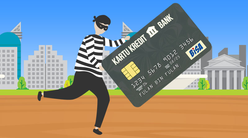 Penyalahgunaan Kartu Kredit BNI