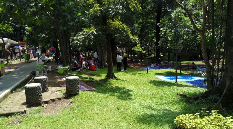 Soal Taman Kota di Bandung