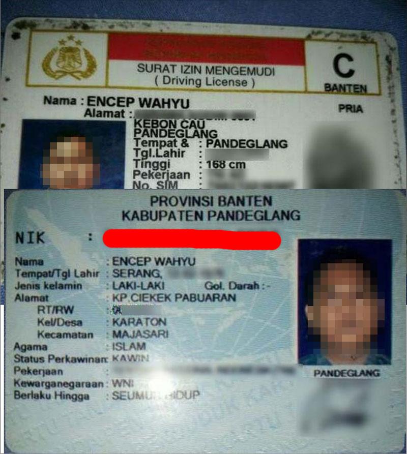 Kartu Identitasku Disalahgunakan Orang Lain Media Konsumen