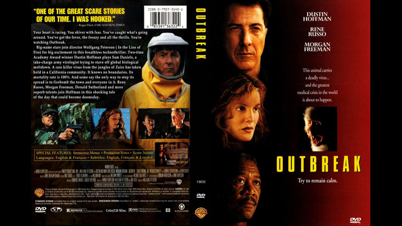 Review Film Outbreak 1995 Film Lama Namun Berpengaruh Pada Dunia Media Konsumen
