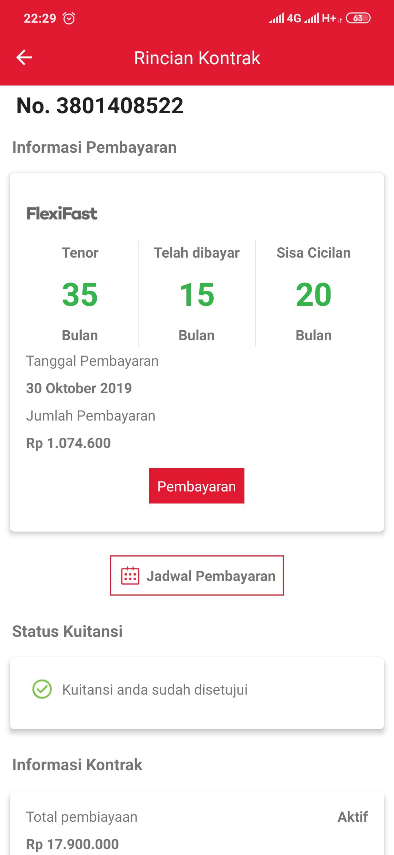 Home Credit Indonesia Pelunasan Awal Tidak Sesuai Dengan Penjelasan Telemarketing Saat Penawaran Media Konsumen
