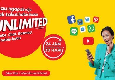 Harga Naik, Paket Unlimited Indosat Jadi Berbatas Pemakaiannya