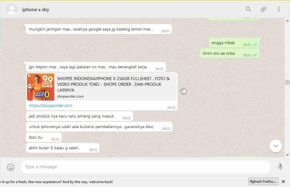 Akun Shopee Di Hack 12 Juta Rupiah Raib Dan Tidak Ada Kepastian