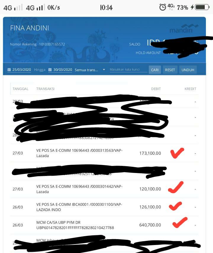 Uang Refund Di Lazada Tidak Juga Dikembalikan Media Konsumen