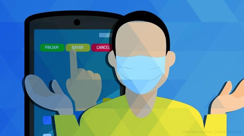 Penagihan Pinjaman Online Yang Terdaftar Di Ojk Pada Saat Pandemi