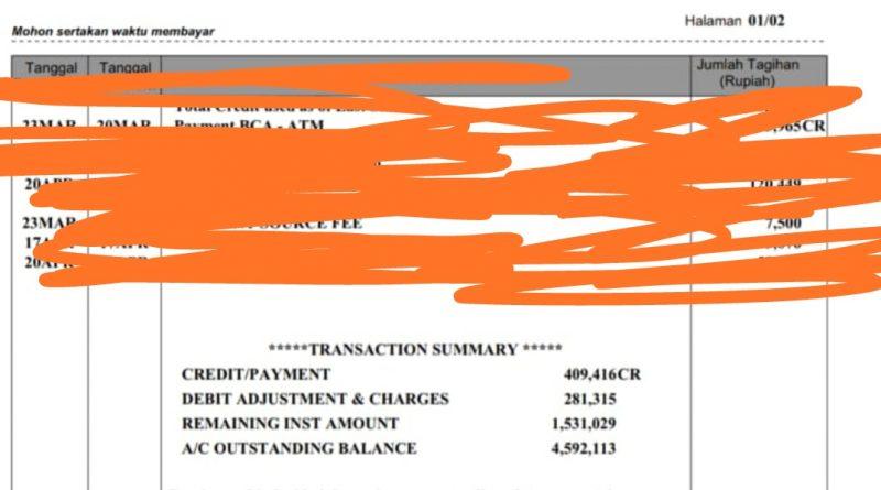 billing tagihan