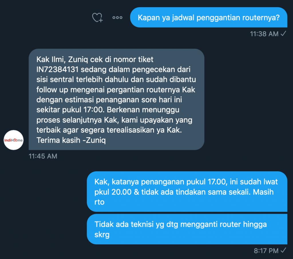 CS Telkom Bohong