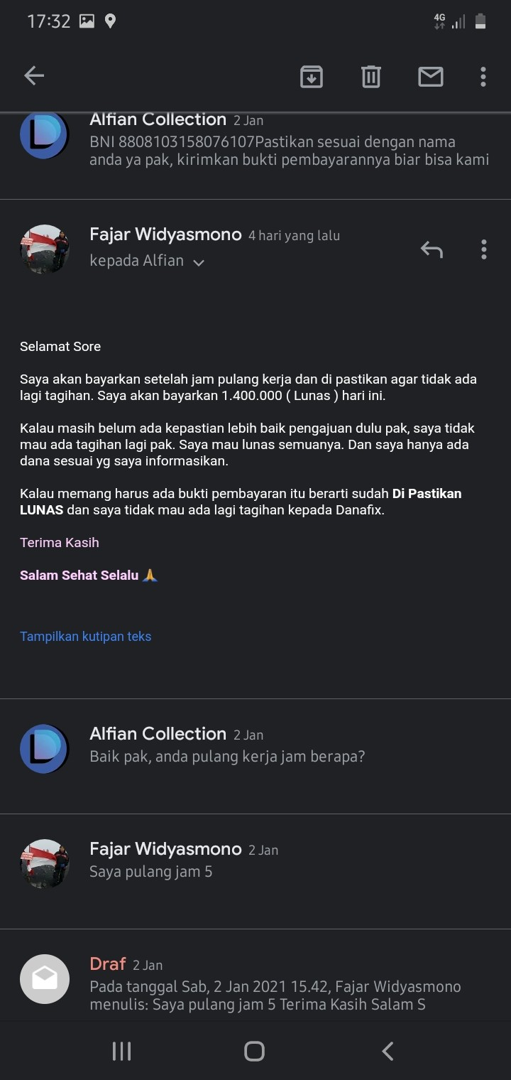 Jawaban Alfian Collection
