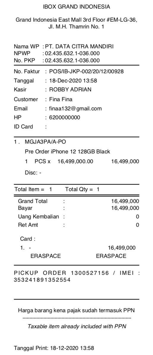 Iphone 12 Mati Total Garansi Ibox Sangat Mengecewakan Media Konsumen